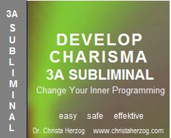 develop Charisma Subliminal