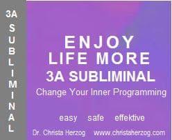 enjoy Life more Subliminal