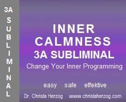Inner Calmness 3A Subliminal