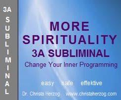 More Spirituality 3A Subliminal