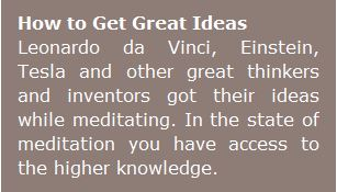 Get Great Ideas