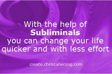 What are Sublimals for