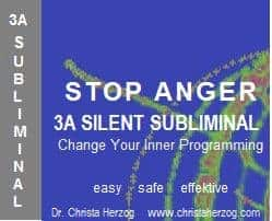 Stop Anger 3A Silent Subliminals