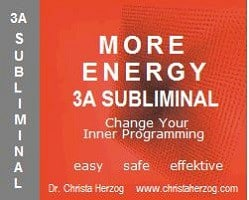 Energy 3A Subliminal