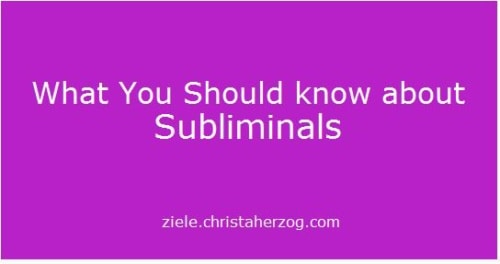 What You Should Know About Subliminals Create