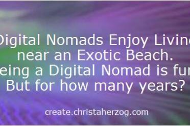 Digital Nomad or Permanent Address