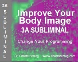 Improve Your Body-Image 3A Subliminal Cover