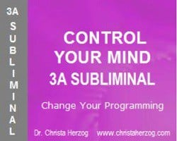 Control Your Mind Subliminal Cover